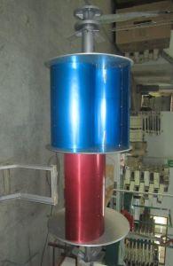 5kw Maglev Vertical Wind Turbine (VAWT 200W-10KW)