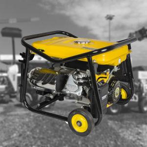 Rückzug 2500watt/2800watt/3000watt/3500watt/elektrisches Anfangsbewegliches Benzin/Treibstoff-Generator