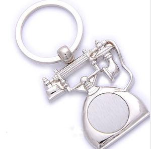 주문 승진 Keychain/Key 반지 금속 기념품