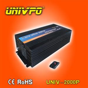 2000W 12V/24V/48V 220V Pure Sine Wave Inverter 50Hz Product 12V 220V 2000W (UNIV-2000P)