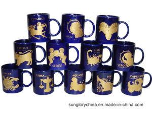 Mokken van de Koffie van de Douane van de constellatie de Ceramische