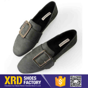 Mesdames Fille nue des chaussures plates / TPR chaussures à semelle souple