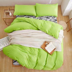 De nieuwe Textiel van het Huis van het Beddegoed van de Dekking van het Dekbed van het Bed van de Aankomst Milieuvriendelijke Vastgestelde