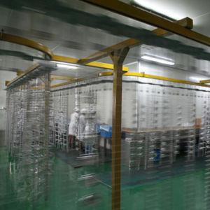 Cassa di alluminio quadrata Ma-137 del rossetto