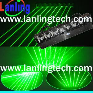 Новые перемещения головки лазерного лазерное шоу света (LN5381ГГ)