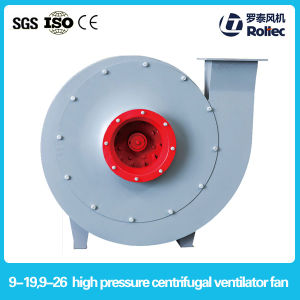 Ventilador de aire de alta presión ventilador centrífugo