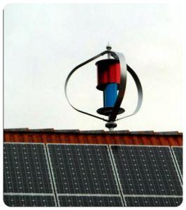 300W Verticalaxis Wind Turbine (200Wからの10KWへのVAWT)