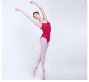 D031012 Mayorista Cross-Back Dttrol Lycra camisola de Ballet, Gimnasia Rítmica Leotard Leotard Traje de baile