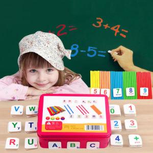 Palos De Madera Iman De Nevera Matematicas Aprendizaje Juego