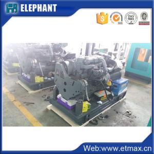 640kVA 510kw Deutz Motor mit Pinsel Wechselstrom-Diesel Genset
