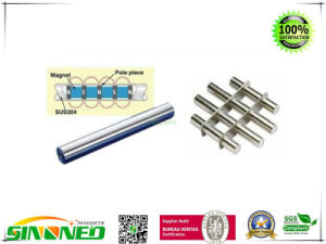 Staaf Dia25 X 300mm van de Filter van het Neodymium van de zeldzame aarde de Magnetische