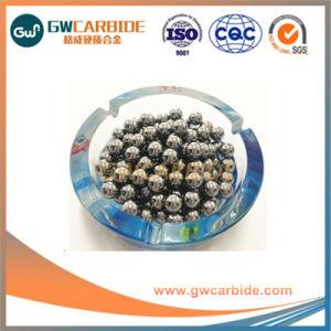 As esferas do rolamento de carboneto de tungsténio