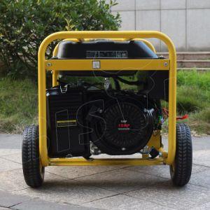 Зубров (Китай) BS7500u(H) 6 квт Электрический пуск надежный бензиновый генератор