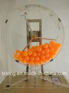 Máquina Stirring de la lotería de la alta calidad y máquina rotatoria de la máquina afortunada del drenaje