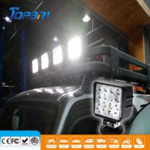 48W светодиодный фонарь рабочего освещения автомобилей для грузовых автомобилей