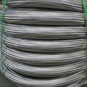 Tubo flessibile ad alta pressione del metallo flessibile di Brading del collegare