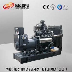 Open Diesel van de Stroom van het Type Eerste 30kVA 24kw Deutz Generator