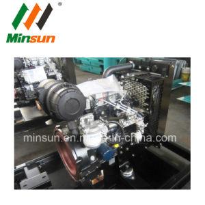 Bajo ruido de 15kw de generación diesel con motor Perkins