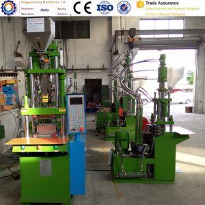 PVC를 위한 플라스틱 수직 주입 주조 기계