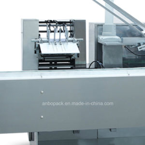 Zh-100 Máquina automática completa Cartoning