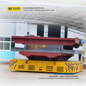 Сталелитейной промышленности тележка для транспортировки поддонов сборочной линии
