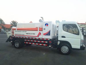 Pully Fabricação Hbc80.16.174RS caminhão bomba de fornecimento de concreto montada