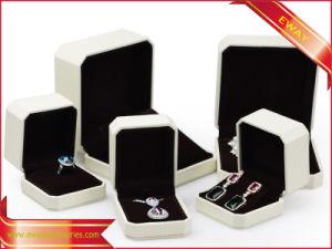 Contenitori di regalo neri della visualizzazione della vigilanza dei monili dei contenitori di imballaggio dei monili dell'unità di elaborazione