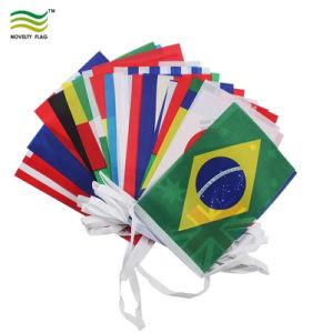 Pomotionの2018年にワールドカップのためにバントする競争の国旗