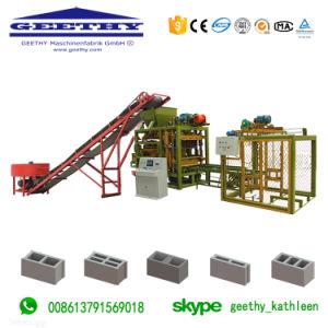 Qtj4-25c de Automatische Machine van het Blok van het Cement