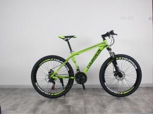 Alliage 26'' fourche à suspension Frein à disque 21 Mountian vélo Vitesse