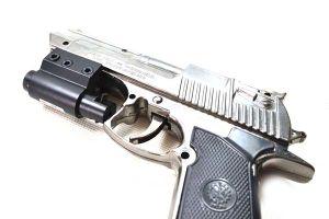 Тактические компактный пистолет пистолет винтовка красный луч из виду