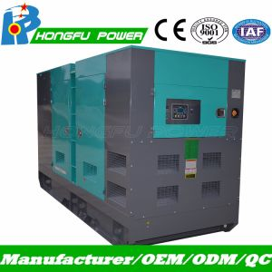 50Hz Dreiphasen70kva Cummins schalten anerkannte Dieselgenerator ISO an