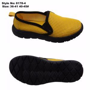Semelle EVA PVC entre hommes et femmes supérieur Holey Upper Sabots Chaussures de sécurité de l'hôpital de patin