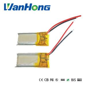 360821pl 50mAh de polímero de litio ión de litio recargable de litio batería Auriculares grabador