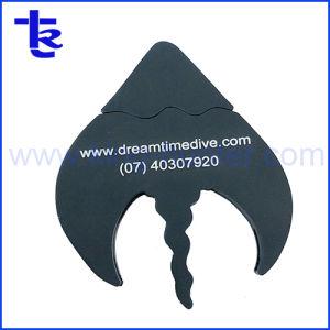 Stick USB Flash de PVC de goma