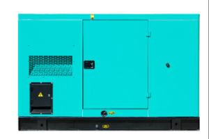 De Generator van de Dieselmotor van het Type van Milieubescherming 220kVA Stille