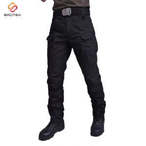 Fabricant Fashion Pantalon Pantalon cargo vêtement en coton pour les hommes