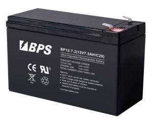 12V 7ah7.2ah/7.5ah/8AH/9Ah selladas de plomo ácido VRLA baterías AGM para UPS/EPS/solar/Iluminación