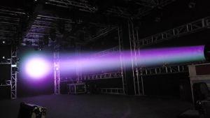 Pleine couleur stade DJ spot 260W Déplacement de la tête du faisceau de lumière stroboscopique