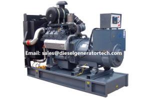 Grupo Electrógeno Deutz de 64 Kw/80kVA de potencia del Generador Diesel Eléctrico