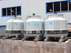 開放水域の冷却塔