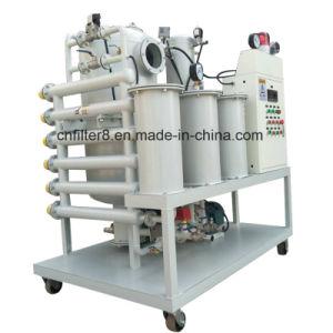 Multi-Stage transformador de alto vacío del filtrado de aceite dieléctrico de aceite de máquina (ZYB-50)
