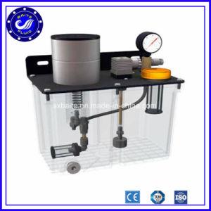 Sistema de lubricación de la bomba de aceite de pistón