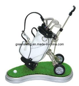 Titular de la pluma de golf para promoción