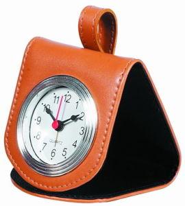Horloge de poche en cuir (KV708)