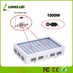 300W-1200W LED de alta potencia crecer la Luz para plantas de invernadero