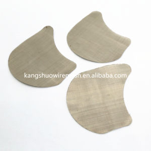 Rete metallica a forma di del rene dell'acciaio inossidabile, dischi del filtro