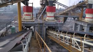 Hc sc série seul concasseur de pierre concasseur à cônes hydrauliques de vérin de concasseur minier