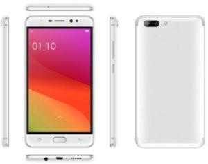 5.5  1GB Slimme Telefoon van ROM van de RAM HD de Androïde 5.1 4GB