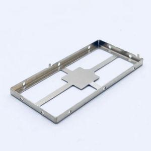 Soudables personnalisé emboutissage de métal EMI du cadre de protection RF